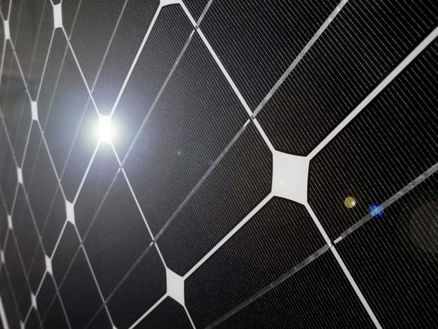 solar panel research
