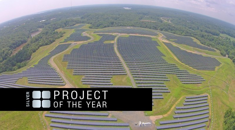 Solar Project of the year 2018