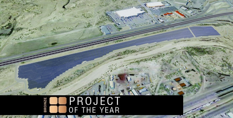 Bronze project of the year