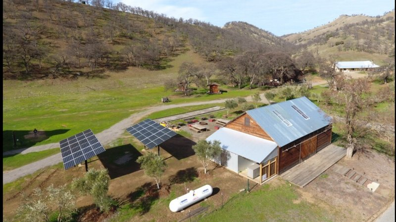 California Governor microgrid