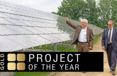 Solar Builder 2018 Gold Project of the Year: Cuyahoga County Landfill