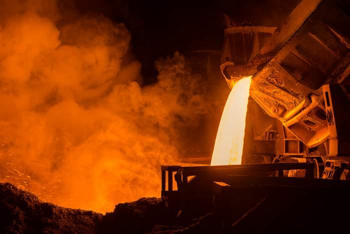 steel in solar