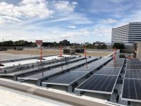 Sunfinity installs 200-kW solar system on Texas-based infrastructure development company building