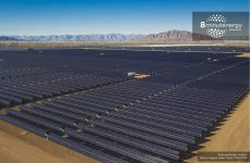 Eighty percent of the largest solar project in California is now in operation