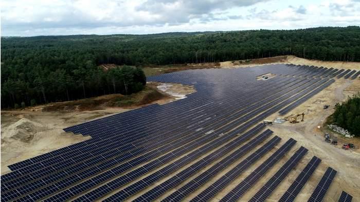 Borrego Solar Winchendon