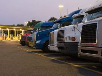 EnSync Energy DER systems tie together solar, wind in microgrid at Ohio trucking terminal