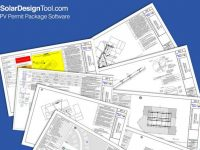 This new SolarDesignTool instantly generates solar permit packages for AHJ approval