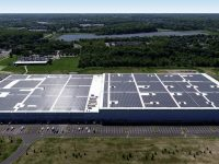 Huge commercial solar rooftop system installed at New Jersey-based Aurobindo Pharmaceuticals
