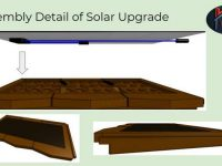 SunSpark to be the main solar module manufacturer for the 3 In 1 Roof solar system