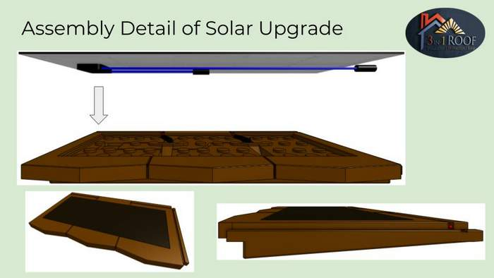 SunSpark to be the main solar module manufacturer for the 3 In 1 Roof solar