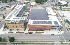 Michigan's first commercial-scale solar + storage system up and running via Consumers Energy