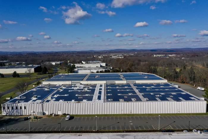 solar data center