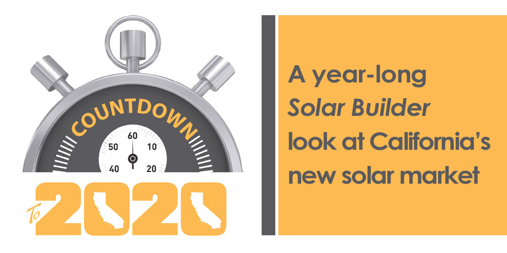 Countdown To New Years 2020 Countdown to 2020, part 1: The role solar plays in California's