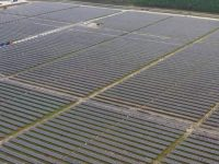 Duke Energy Florida brings massive Hamilton Solar Power Plant online