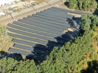 City of Warwick debuts its second solar array, via Southern Sky Renewable Energy