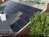 Watch: EcoMen Solar constructs PV system to offset tenant loads at this New Jersey plaza