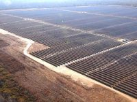 Pine Gate Renewables connects 57-MW solar tracker site in South Carolina