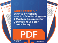 Science or fiction? How artificial intelligence and machine learning can optimize your solar assets today