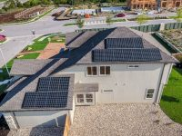 Texas is getting a NetZero capable community via Francis Solar, Quick Mount PV