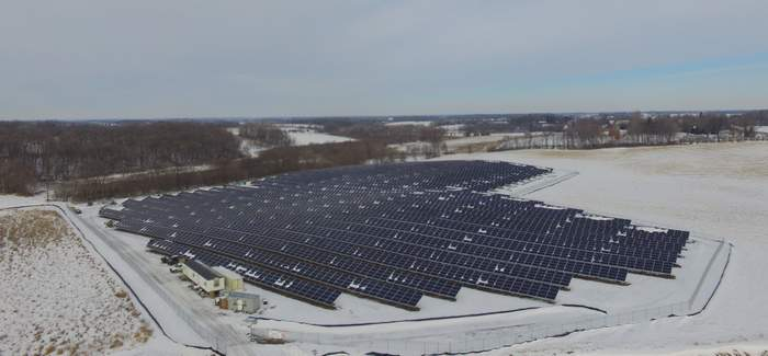 Details on Massachusetts' largest community solar + storage farm (just completed)
