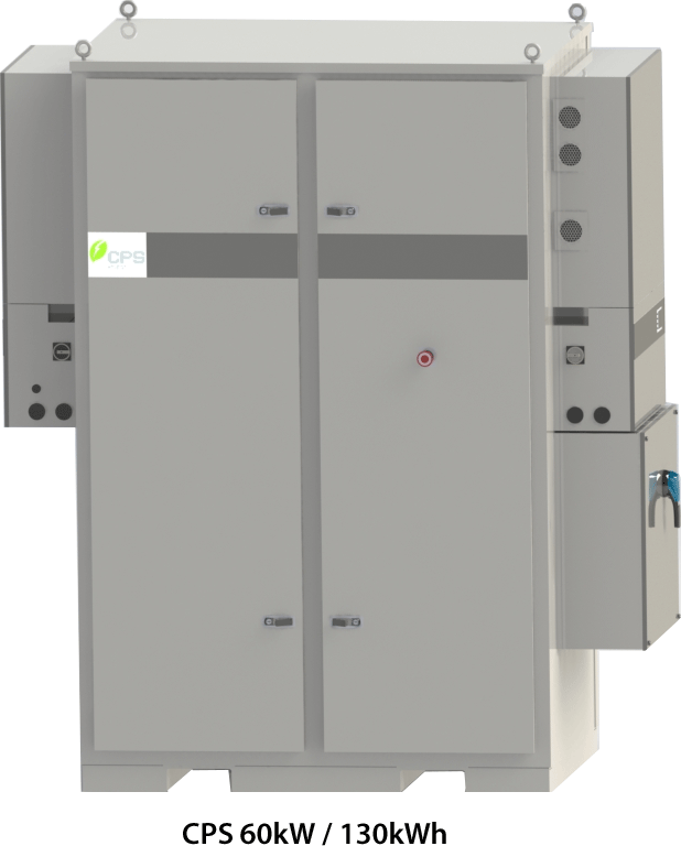 CPS turnkey energy storage