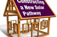 Countdown to California 2020 part II: Constructing a new solar pathway