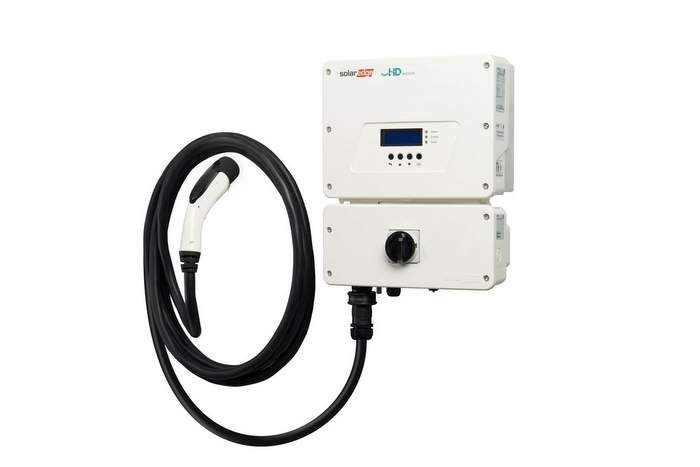 solaredge ev charger