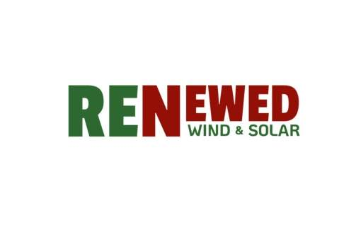 Renewed wind and solar