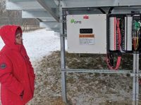 Commercial inverter manufacturers like CPS America are easing installation and O&M with separable wireboxes.