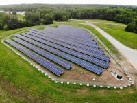 C2 Energy Capital completes Tennessee's largest solar landfill project