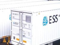 Iron flow battery company ESS Inc. goes public after ACON S2 Acquisition Corp. merger
