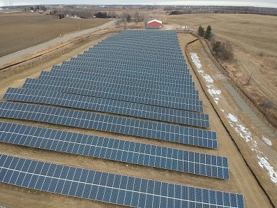 Sunshare S Saintsun And Zumbrosun Community Solar Projects In Minnesota Have Been Commissioned Are Now Live Owned Operated By
