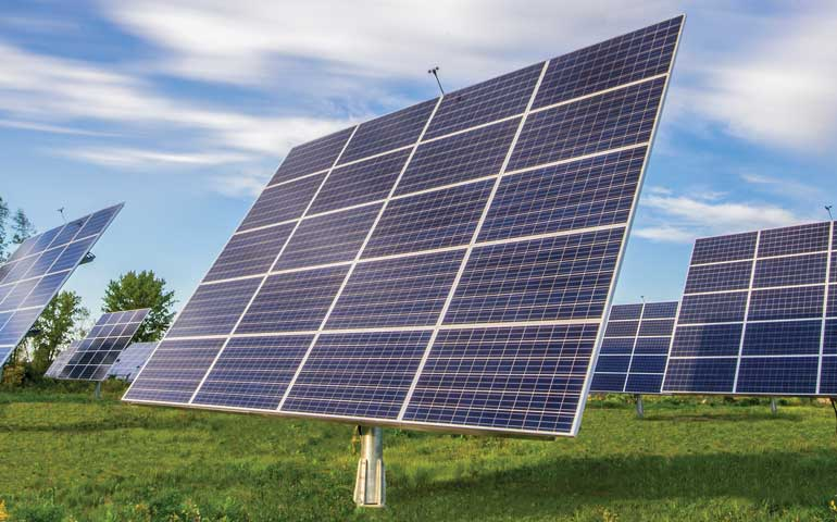 AllEarth Solar Tracker