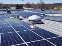 National food distributor in New Jersey installs rooftop solar system with a three-year payback period