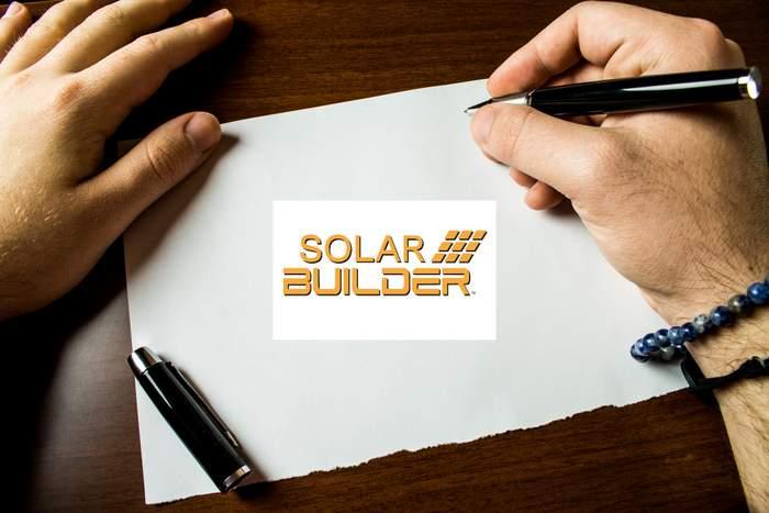 solar builder essay contest