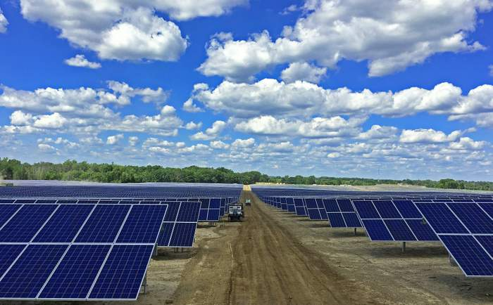 The Largest Solar Project in Michigan_Installed with Solar FlexRack