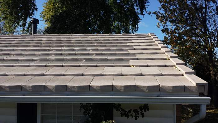 3 in 1 solar tile roof