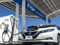 Nissan teams with EVgo to install 200 EV fast chargers across the United States