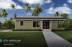 Hey homebuilders, get licensed to build these affordable electrically self-sustaining solar + storage homes via S2A Modular