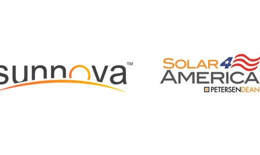 Sunnova teams up with PetersenDean Roofing and Solar to serve California homebuilders