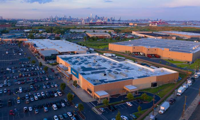 C2 Energy Capital Develops Solar Assets for Client_Walmart_New Jersey Bayonne Rooftop Solar Plant_2019