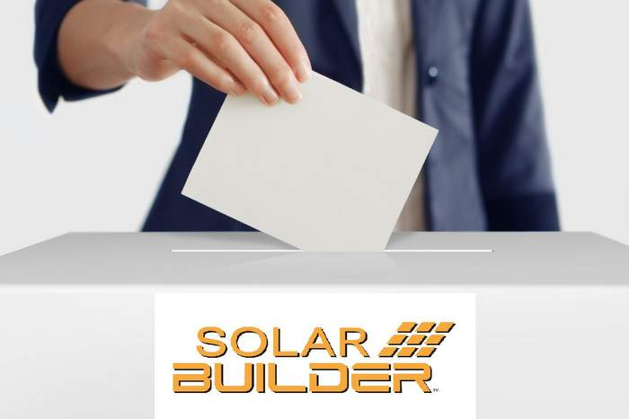 solar builder project Voting.