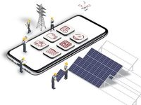 SenseHawk adds applications to handle solar plant design, construction and O&M