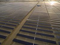 Solar Frontier Americas continues to develop build and acquire large scale solar projects.