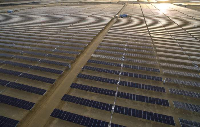 Solar Frontier Americas continues to develop build and acquire large scale solar projects
