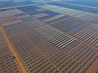 Solar Frontier Americas completed 106 MWDC Midway Solar Projects in 2017.
