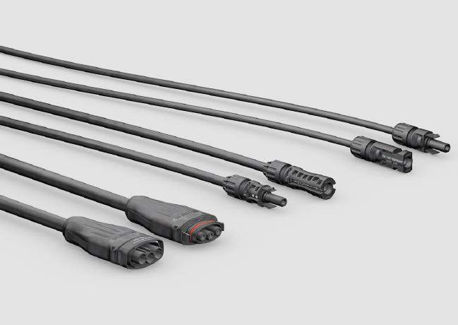 The MC4 connector line from Stäubli continues to evolve with the solar