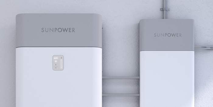 SunPower storage