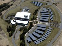 CentraState hospital in New Jersey, a CleanCapital project. Photo credit: KDC Solar