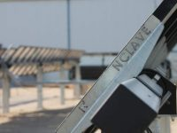 Nclave debuts a two-row solar tracker to boost its ground coverage ratio